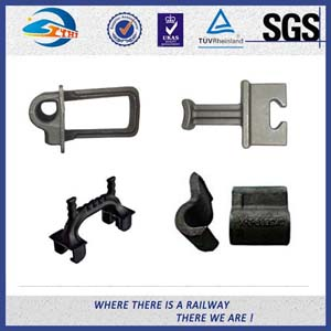 Competitive Carbon Steel Rail Cast Iron Shoulders For Fastening